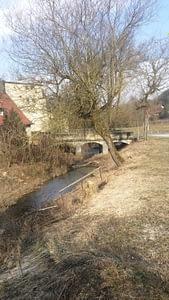 Brücke über die Trubach