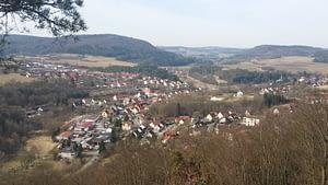 Blick auf Heiligenstadt