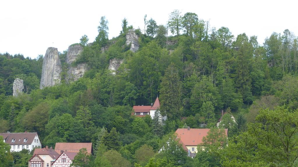 Burgruine Streitburg