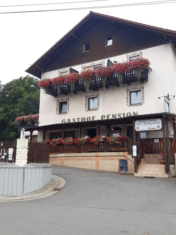 """Gasthof """"Zur Burgruine"""""""