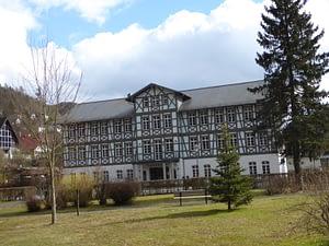 Rathaus in Muggendorf