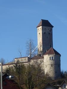 Die Burg Veldenstein