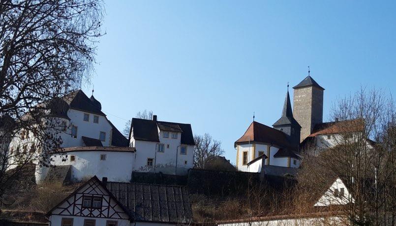 Burg Aufseß