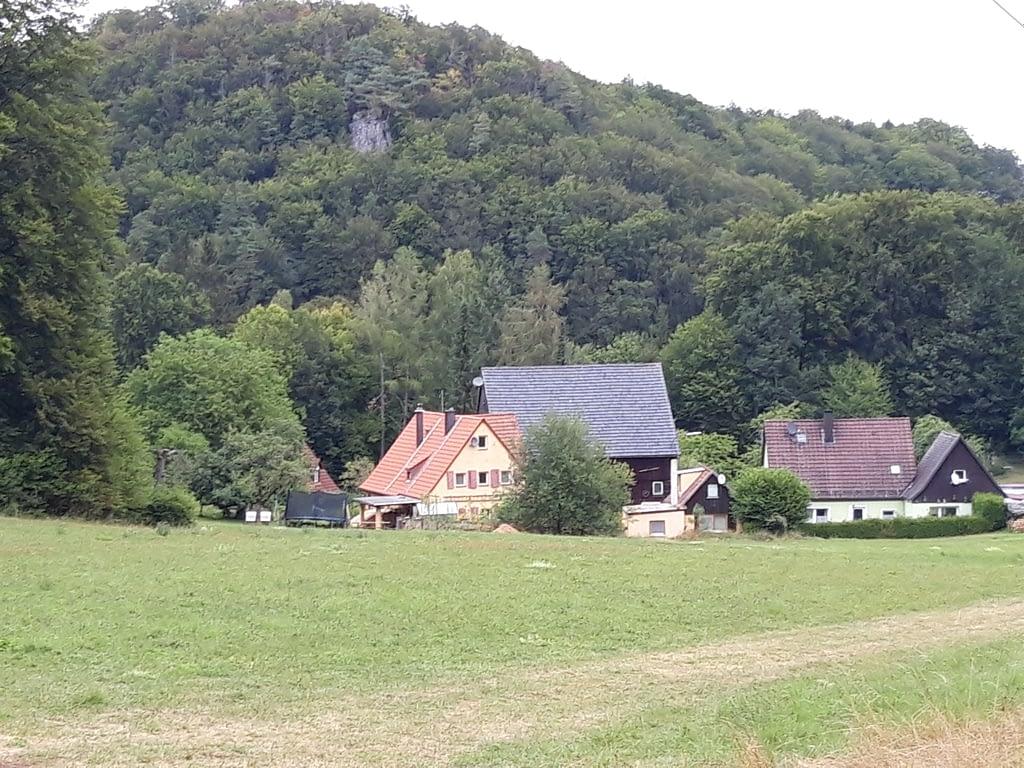 """Graisch mit dem Berg """"Tanzboden"""""""