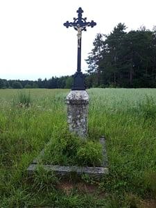 Feldkreuz bei Pottenstein