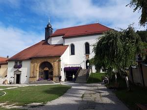 Hof der Basilika