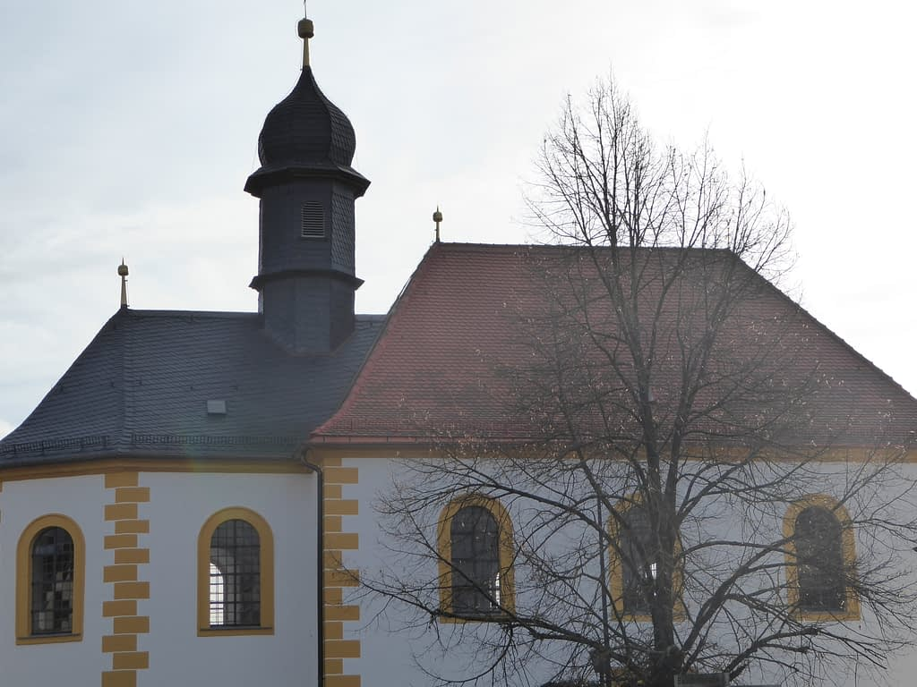 Wallfahrtskirche in Hollfeld