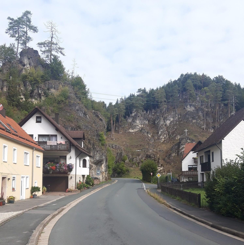 Felshang Alte Küche Obertrubach
