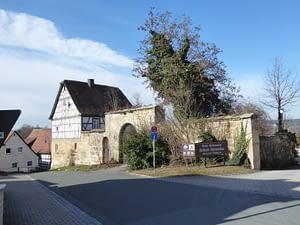 Schlossgarten von Wiesenthau