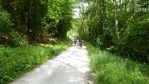 Fußweg zur Neideck