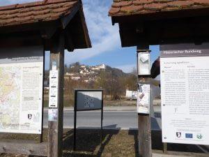 Egloffstein - Ausgangspunkt für zahlreiche Aktivitäten im Trubachtal