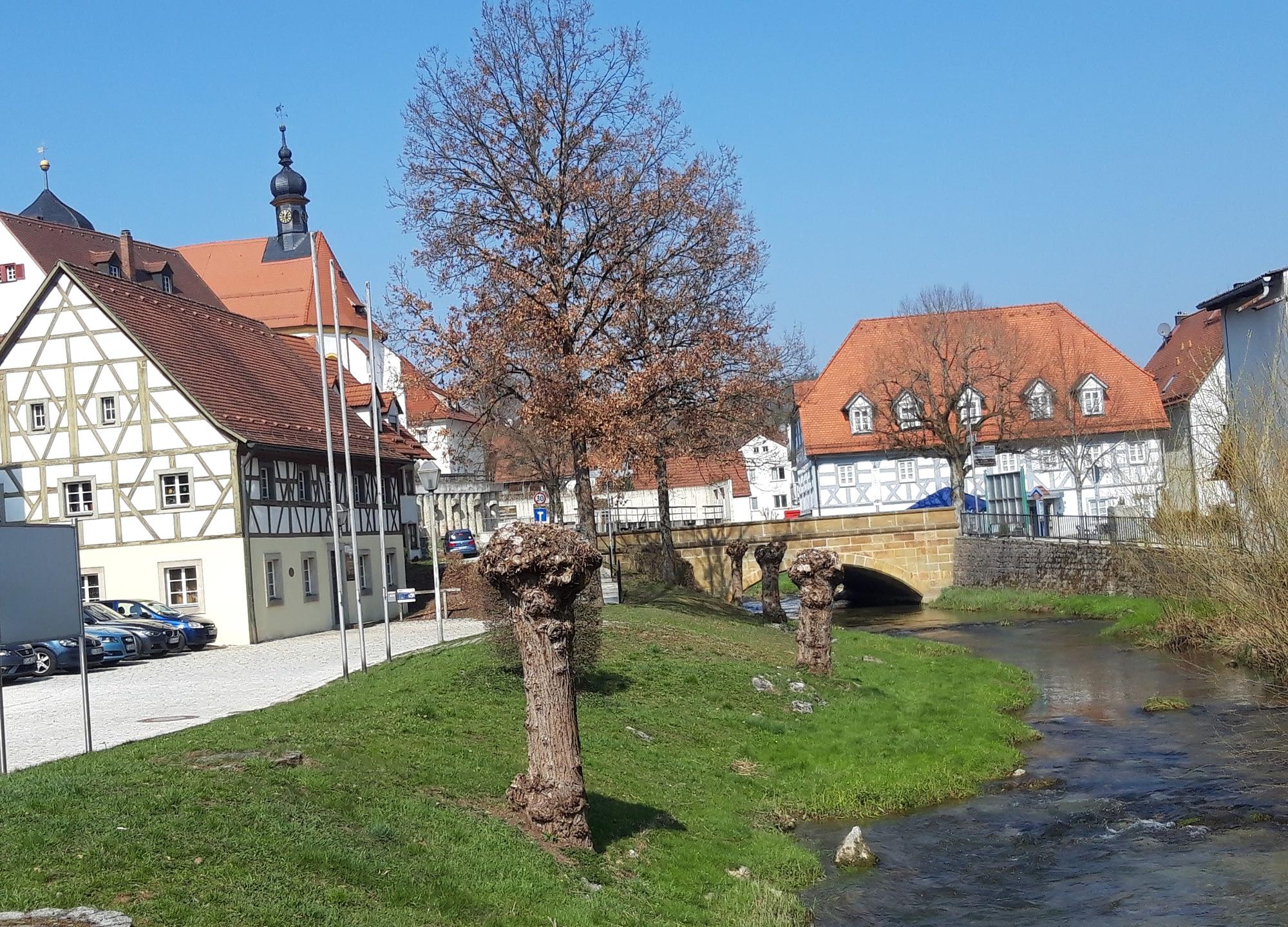 Heiligenstadt an der Leinleiter