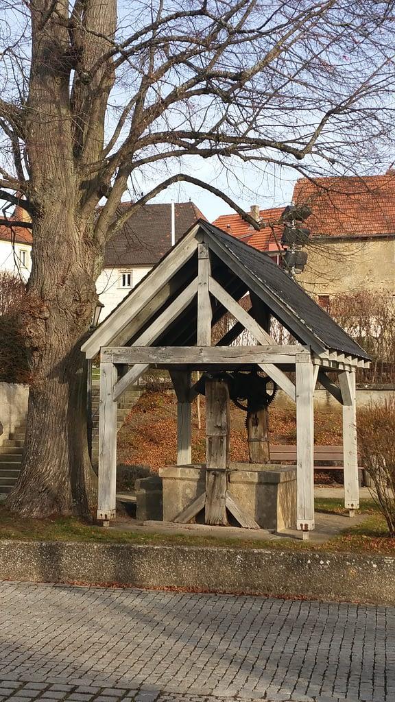 Brunnen in Hollfeld
