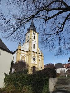 Stadtpfarrkirche Maria Himmelfahrt in Hollfeld
