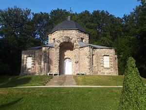 Der Felsengarten Sanspareil - Ausflug in die griechische Mythologie