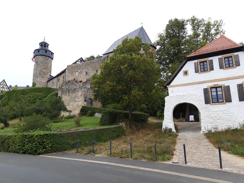 Felsenburg Zwernitz