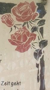 Rosen zur Erinnerung an die Heilige Elisabeth