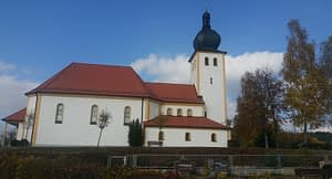 Kirche Bärnfels