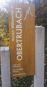 Willkommen in Obertrubach