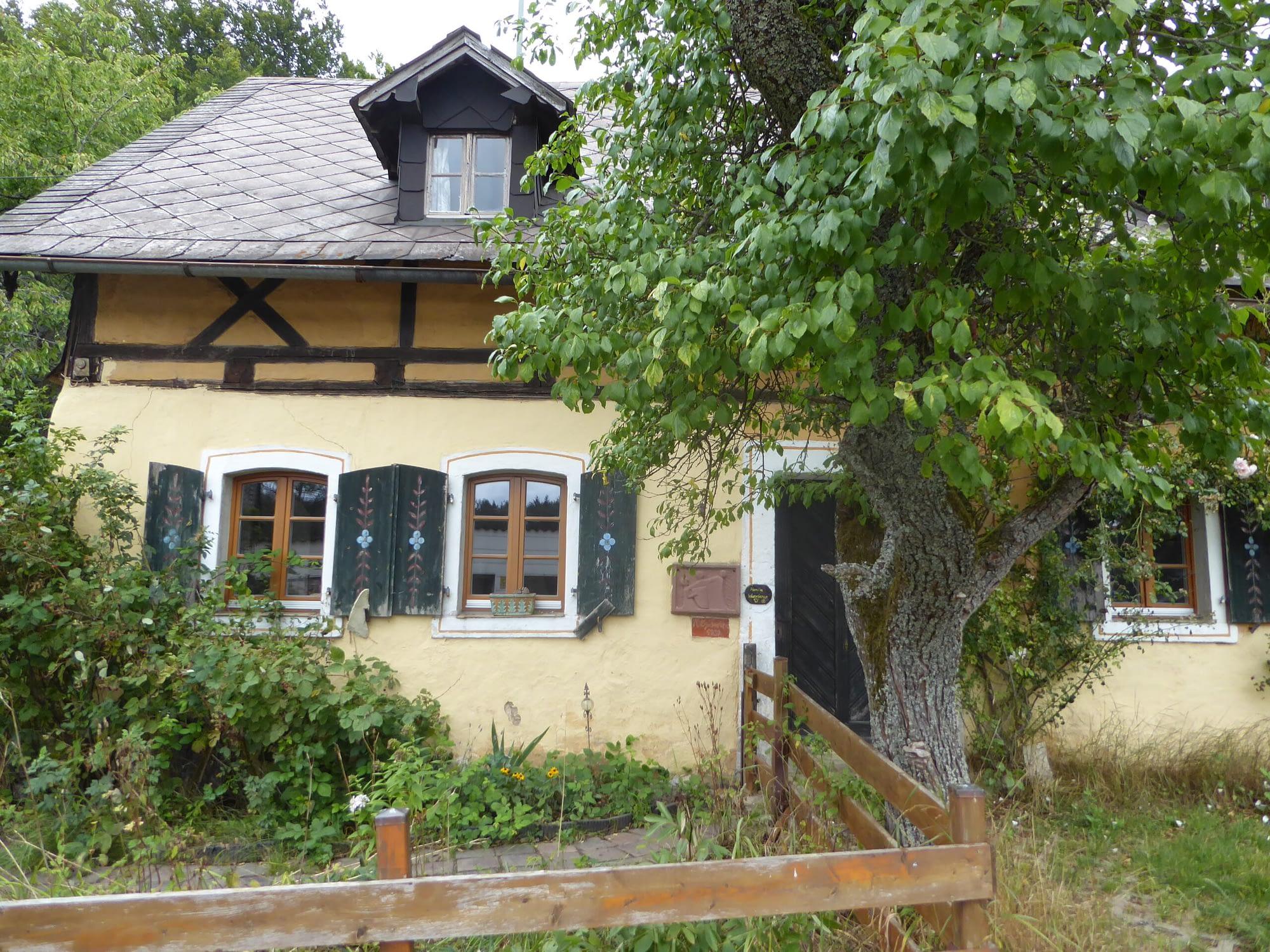 historisches Wohnhaus in Graisch